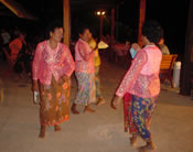 Rong Ngang-Traditional Dancing Ko Lanta