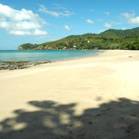 bamboo bay beach